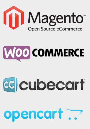 Shopping Cart/eCommerce  - Woocommerce/magento