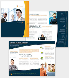graphic design - corporate branding