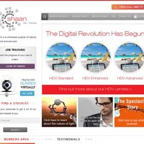 Shaan Gold Coast web design